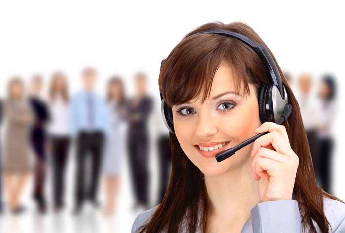 Making professional outbound calls