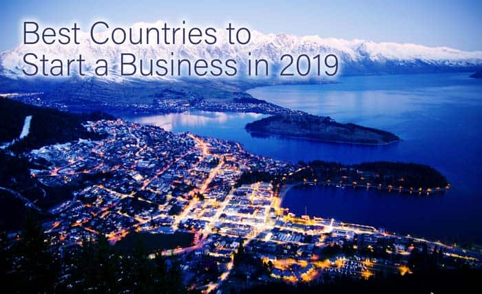 Best Countries To Start a Business in 2019