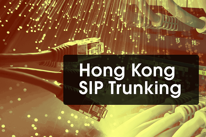 hong kong sip trunking